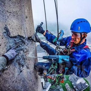 Услуги альпинистов промышленный альпинизм